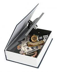 گاوصندوق کتابی