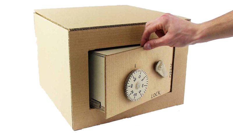 گاوصندوق رمزی