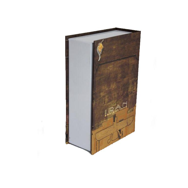 گاو صندوق کتابی سدید مدل کلاسیک