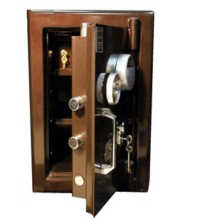 گاوصندوق گنج بان مدل KRD 250 | گنج دون